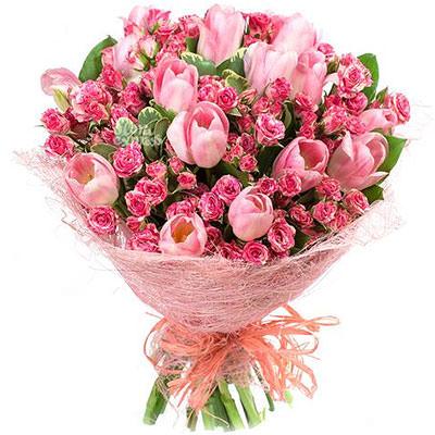 Букет цветов с доставкой по киеву и украине гигантские бумажные цветы купить москва