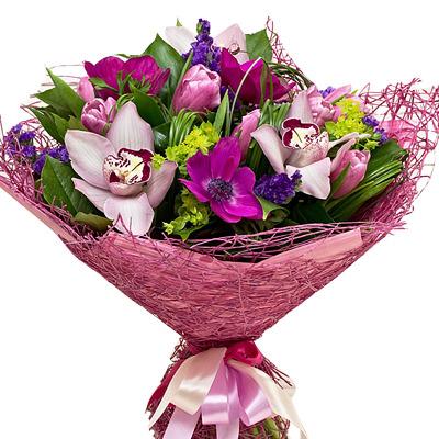 0a99f9272c97a9 Замовити Букет квітів